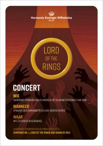 Concert lord of the rings HKW