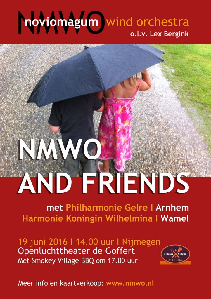 HKW concert NMWO and Friends