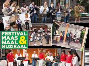 Festival Maas & Waal Muzikaal